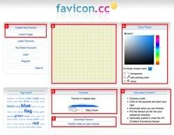 Favicon online erstellen