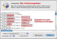 Installation Ajax Chat