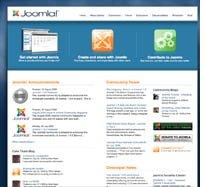 neue Joomla Seite