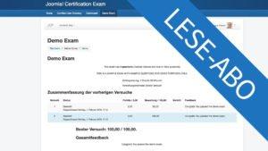 joomla certification program
